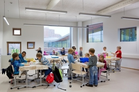 The school of the future has opened in Finland | :: The 4th Era :: | Scoop.it