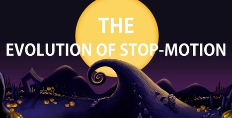 The Evolution of Stop-Motion (1900-2016) [Video] | Books, Photo, Video and Film | Scoop.it
