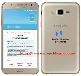 Download Samsung J7 NXT SM-J701F 7 0 Nougat roo