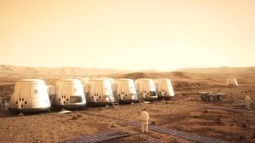 Would You Volunteer for a One-Way Trip to Mars? | Nov@ | Scoop.it