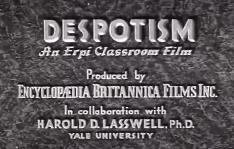 How to Know if Your Country Is Heading Toward Despotism: An Educational Film from 1946 | The World of Open | Scoop.it