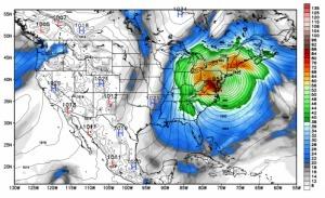 Did Climate Change Help Create 'Frankenstorm'? | Gaea Matrix | Scoop.it