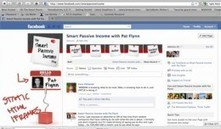 The New Facebook Timeline [Infographic] | Social Magnets | Facebook - Good or Bad thing to play | Scoop.it