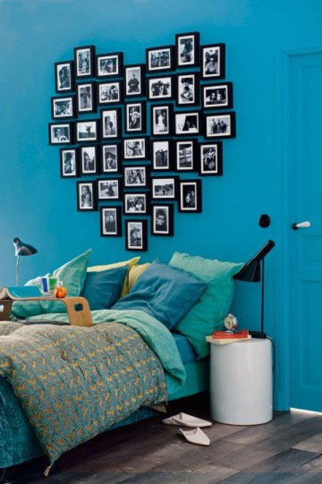 35 Cool Headboard Ideas To Improve Your Bedroom Design | Design | News, E-learning, Architecture of the future at news.arcilook.com | Architecture news | Scoop.it