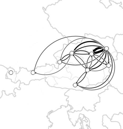 New style: flow map arrows | GeoWeb OpenSource | Scoop.it