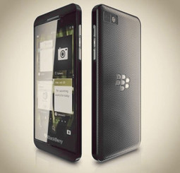 New BlackBerry Z10 Features Full Touchscreen, Competes With Lumia 920 - TechWombat | Gorgeous Gadgetry | Scoop.it