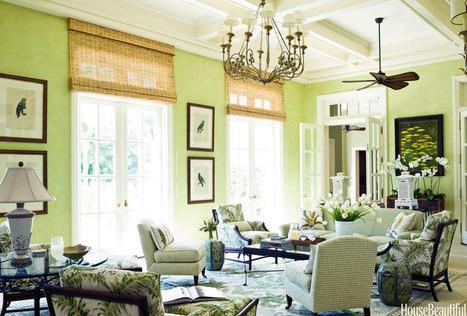 Trang trí phòng khách theo màu bạn thích | thoi-trang-ao-thun-ao-lop | Scoop.it