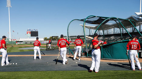 Red Sox 2014 spring training profiles - Over the Monster | Boston, you're my home | Scoop.it