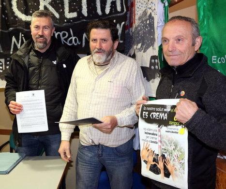 Recurs contra l'autorització ambiental per reobrir Tracjusa   #territori   Scoop.it