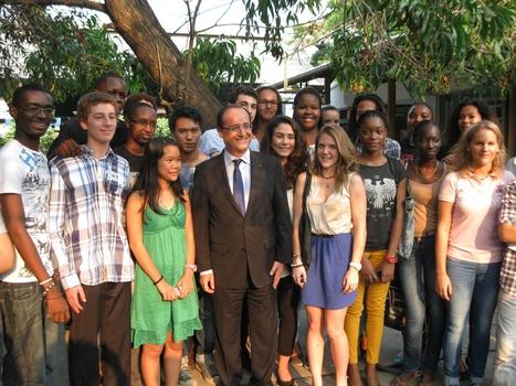 1. Les lycées français de l'étranger au Salon de l'Education | 7 milliards de voisins | Scoop.it