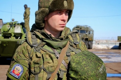 Fort Russ: The Russian Army drops another subtle hint. | Global politics | Scoop.it