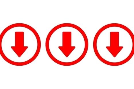 Google part en guerre contre les faux boutons de téléchargement | Veille Hadopi | Scoop.it