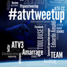 After the #ATVTweetup...