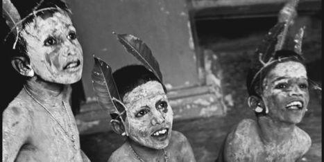 Quand le photographe Abbas célèbre l'hindouisme | Images fixes et animées - Clemi Montpellier | Scoop.it