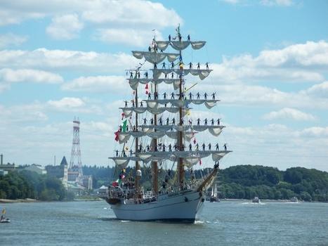 Tout savoir sur l'Armada 2013 : une organisation à la dimension de l'événement | Armada de Rouen 2013 | Scoop.it