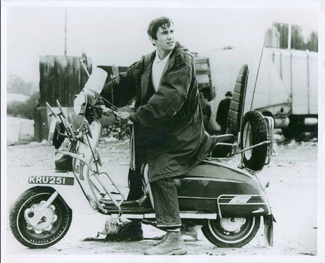 The Scooterist: Youth Culture - Mods & Rockers 1960s - 1970s   The march of the Mods   Scoop.it