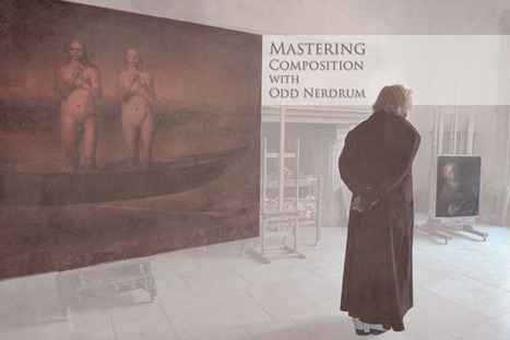 Mastering Composition with Odd Nerdrum | Abolish the Rule of Thirds | Scoop.it