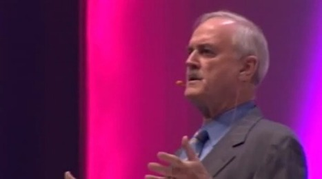John Cleese on the Origin of Creativity (Video) | MILE HIGH Social Media | Scoop.it