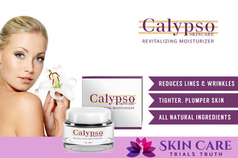 Calypso Anti Aging Cream | Skin Care Trials Tru...