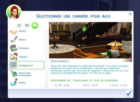 Mod Les Sims 4