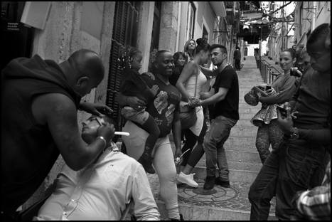 Peter Turnley apaixonou-se pela Bica [Vídeo] | Photography as a narrative art | Scoop.it