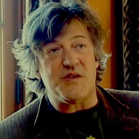 Stephen Fry Gives Advice To His 15-Year-Old Self. The Kid Should Listen. | 21st C Education | Scoop.it