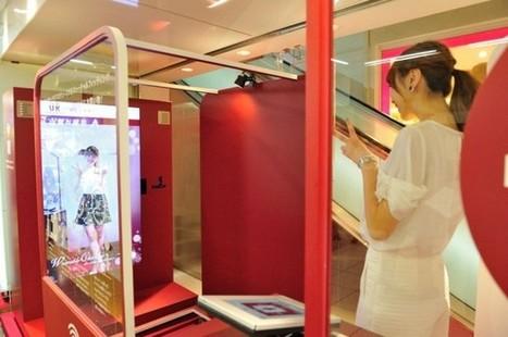 Llega el probador de 3D de realidad aumentada | Japon Pop | Augmented Reality & VR Tools and News | Scoop.it
