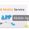 website design and development and mobile app