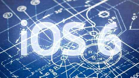 Apple Reveals the new iOS6 Software for iPhones | blingpp | Scoop.it