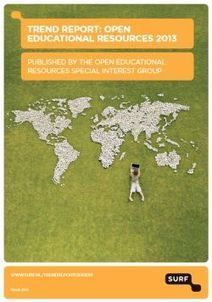 Trend Report: Open Educational Resources 2013|weiterbildungsblog | OER Open Educational Resources | Scoop.it