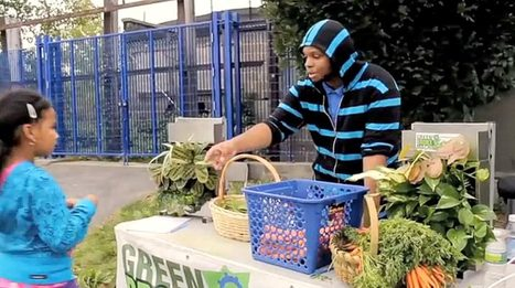 The Green Bronx Machine - Organic Connections | Environmental Innovation | Scoop.it