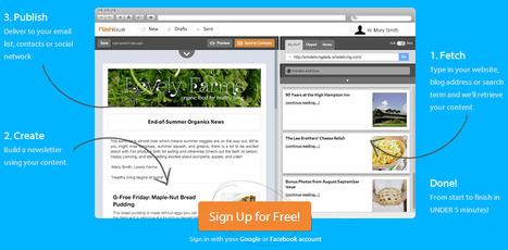 Crea Newsletters y Clips de Prensa online gratis con Flashissue.com | Recursos Web Gratis | Scoop.it