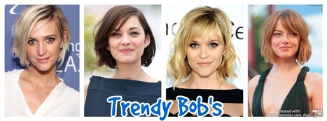 Super Trendy Bob's - Hairstyle Center | Kapsels voor vrouwen | Scoop.it