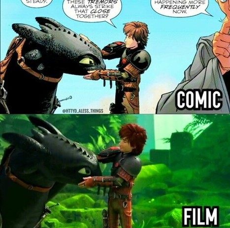 Adtatlekindvo page 2 scoop how to train your dragon the serpents heir fandeluxe Images