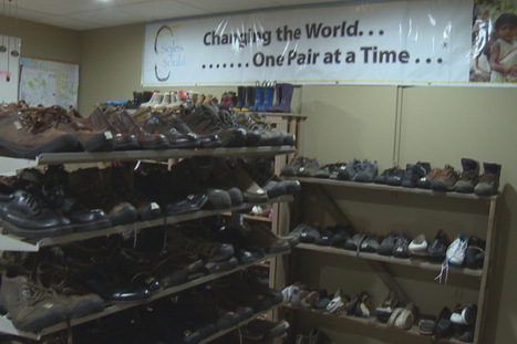 WATCH: Donation helps Kelowna Food Bank better serve clients | This Gives Me Hope | Scoop.it
