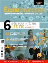 Une étude montre que les médias sociaux participent aux apprentissages informels   École branchée   numérique éducation handicap   Scoop.it
