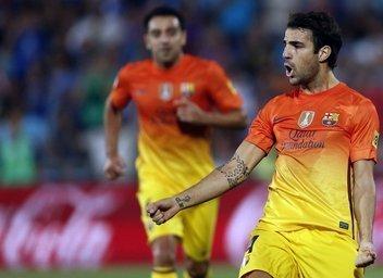 1-4: Victoria de mérito del Barça en Getafe | FCBarcelona | Scoop.it