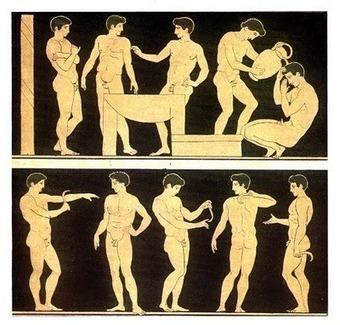 Homosexual en grecia
