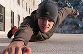 These Photos of a Ukrainian Roofer Will Give You Vertigo | Visual & digital texts | Scoop.it