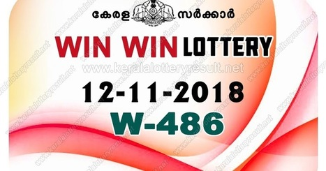 today kerala lottery result keralalotteryresult net | Scoop it