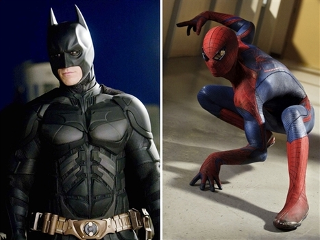 Batman v. Spider-Man: If superheroes were dads | It's Show Prep for Radio | Scoop.it
