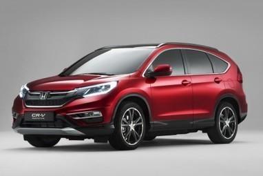 Honda CR-V facelift version for European market   cars and motor   Scoop.it