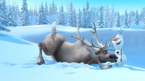 Frozen: watch the trailer for Disney's new animated film - video - The Guardian | Cartoons for Kids | Scoop.it