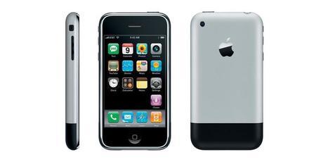 Il y a dix ans, Steve Jobs présentait l'iPhone | Applications Iphone, Ipad, Android et avec un zeste de news | Scoop.it