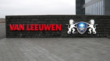 VAN LEEUWEN - One Company, One Brand   Corporate Identity   Scoop.it