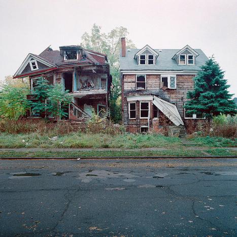 100 Abandoned Houses In Detroit | Modern Ruins | Scoop.it