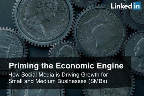 Study: Social Media Driving Hyper-Growth for SMBs - SocialTimes | Social Media in Public Relations | Scoop.it