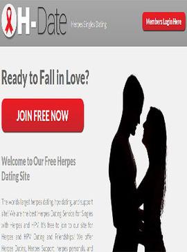gratis herpes dating app