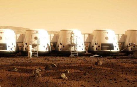 Mars One plans human colonization of Mars by April 2023   Organic Pathos   Scoop.it