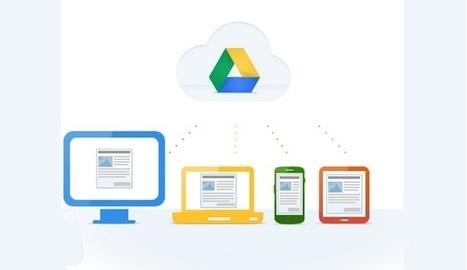 Infografía en español con 37 formas de usar Google Drive en Clases - Nerdilandia | Recursos Tecnologicos Educativos | Scoop.it